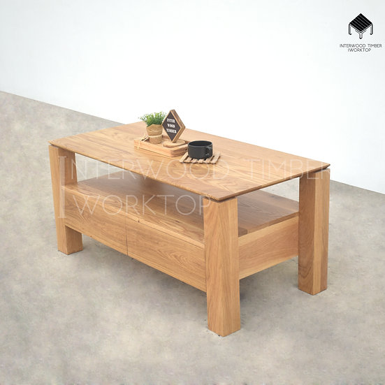 Heavy Weight Coffee Table