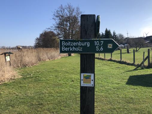 Ab nach Berkholz!