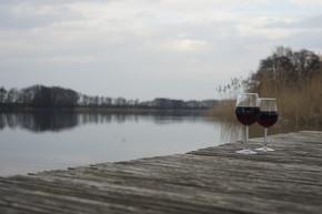 Wein gefällig?