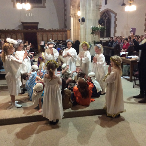 A Magical Christmas Carol Service