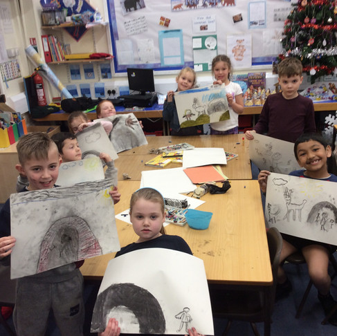 Year 3 Ice Age Day