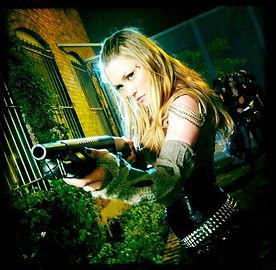 Clare Grant movie still fom Lightmasters