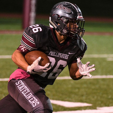 Phillipsburg football preview, 2020: Liners to build around proven ground game