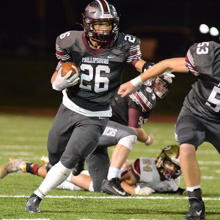 Mottley, Phillipsburg football pumped for rugged stretch ahead