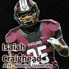 ISAIAH CRAIGHEAD