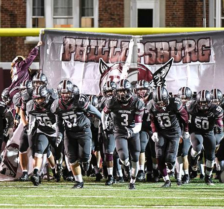 Phillipsburg football survives mistakes in 1st half, but can't do enough in 2nd