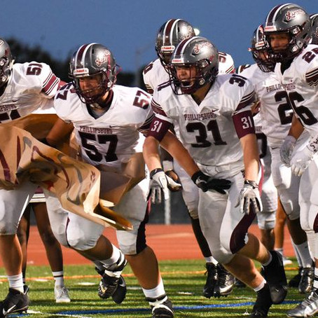 Phillipsburg getting prime performance from Kiley on football field
