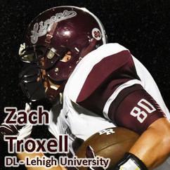 ZACH TROXELL