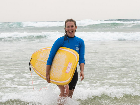 What to consider when purchasing your first surfboard