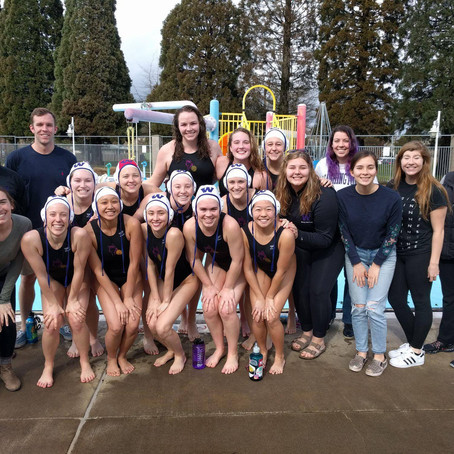 #10 Huskies Attempt to Repeat as Division Champions this Weekend in Club Water Polo