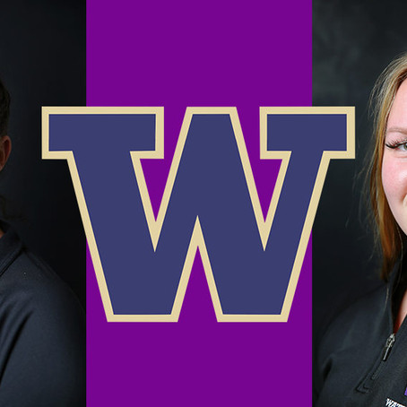 UW's Hannah Sokol and Frances Dizard  Share March 11 Northwest Division Co-Player of the Week Honors