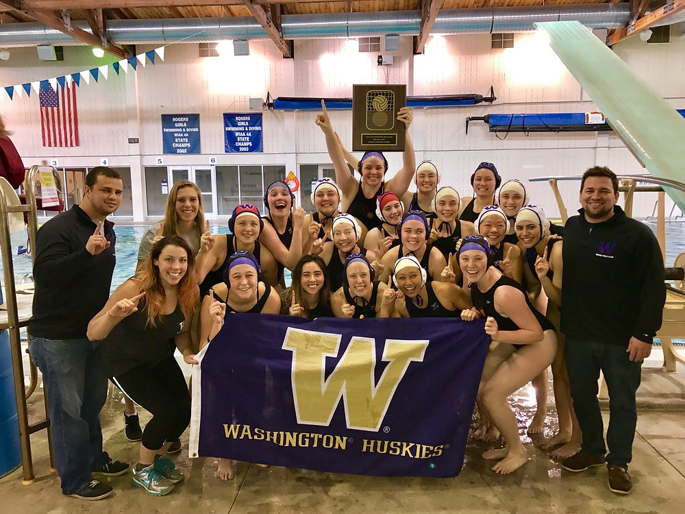 Huskies Repeat: Win the Northwest Division Again