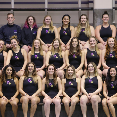 Huskies Ranked #10 in the CWPA's Preseason National Poll