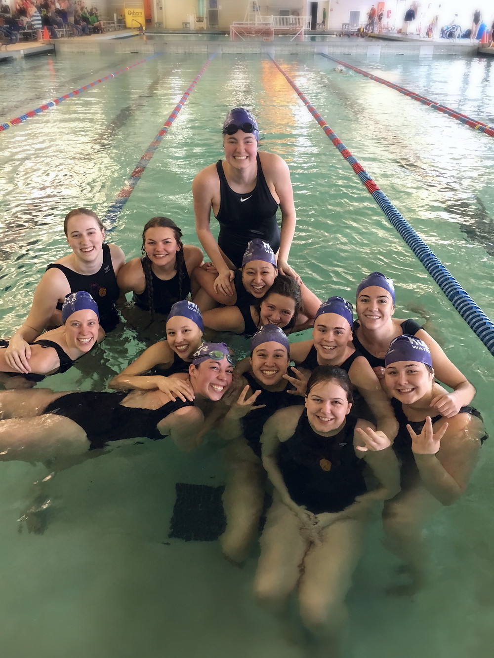 UW Women's Water Polo - Corvallis, OR 2016