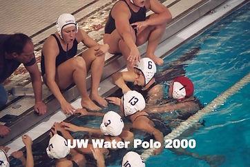 UW Water Polo 2000