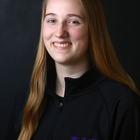 University of Washington's Sierra Anderson Named April 18 Northwest Division Player of the Week
