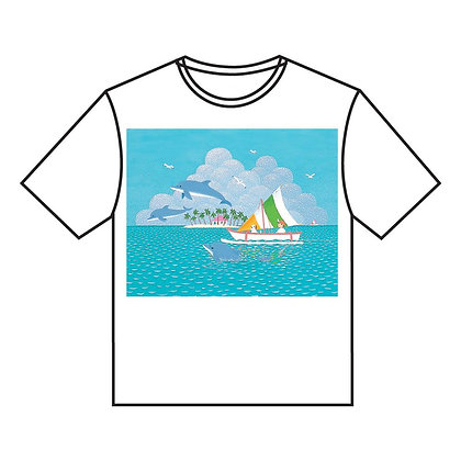 חולצה ה' - דולפין