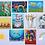 Thumbnail: סט מגנטים לילדים