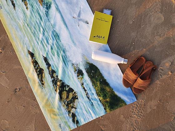 מגבת חוף