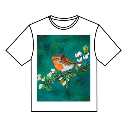 חולצה ב' - ציפור