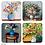 Thumbnail: תחתיות לכוסות