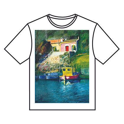 חולצה א'- מעגן סירות