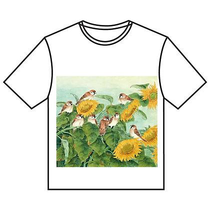 חולצה ד' - ציפורים