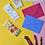 Thumbnail: סט כרטיסיות צבעוניות