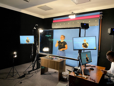 Как подготовиться к съемке в студии ВидеоДоска