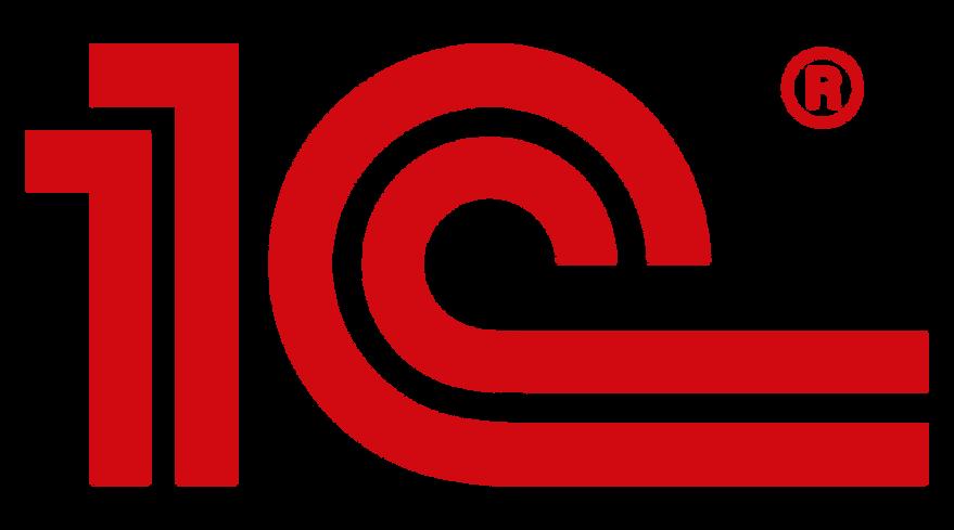 1c логотип