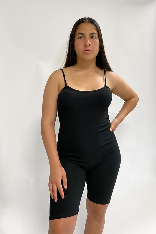 Black Summer Jumpsuit