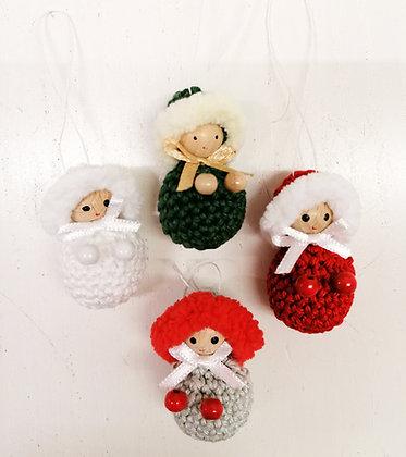 Weihnachtsschmuck Püppchen Susi