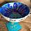 Thumbnail: Handbemalte Schale II aus Porzellan
