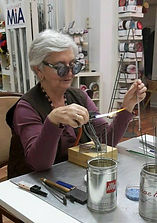 Perlen wickeln, Perlen drehen, Glasperlen drehen, Glasperlendrehen, Herstellung, Workshop