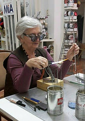 Glasperlendrehen, Glasperlenwickeln, Glasperlen, Perlen drehen, Glasperlen selber machen, Peerlen selber machen, Glasperlenherstellung, Workshop, Anfängerkurs
