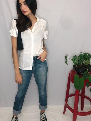 Camisa Branca Reinaldo Lourenço p C&A - Tam 38