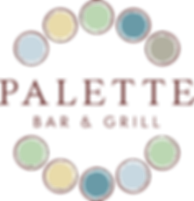 Palette Bar and Grill Madison Logo