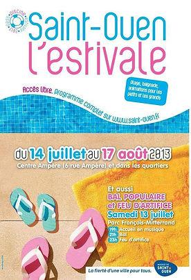 L'Estivale de Saint-Ouen 2013