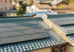 太陽光発電/実績/3.10KW/2F切妻屋根(和瓦タイプ)