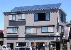 太陽光発電/実績/5.20KW/陸屋根