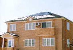 太陽光発電/実績/3.64KW/寄棟屋根