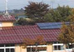 太陽光発電/実績/3.52KW/金属板瓦棒屋根