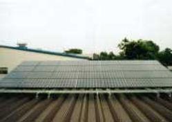 太陽光発電/実績/3.92KW/陸屋根