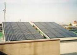 太陽光発電/実績/4.35KW/陸屋根