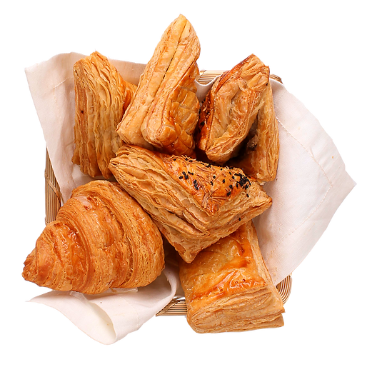 roti croissant puff pastry