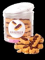 kaasstengels nutella