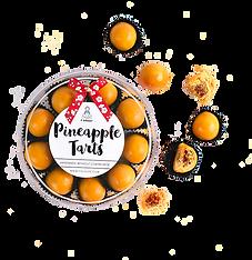 nastar pineapple tarts