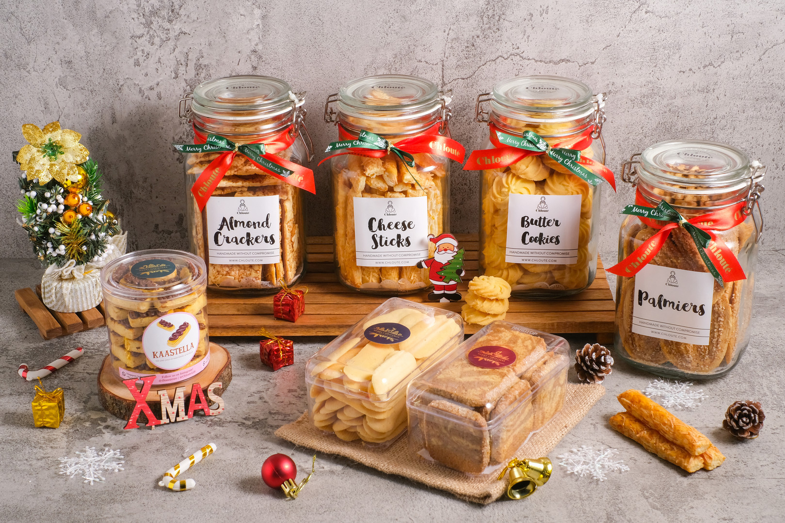 2020 Christmas Hamper