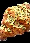 Cheesy garlic croissant Jakarta