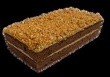 nougat mocha cake